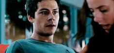 Dylan O'Brien as Thomas  #TheDealthCure