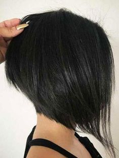 Reverse Bob Hairstyles For Fine Hair That Make You Look Younger -. - Reverse Bob Hairstyles for Fine Hair That Make You Look Younger – Page 25 of 28 … – - Bob Hairstyles 2018, Inverted Bob Hairstyles, Bob Hairstyles For Fine Hair, Short Hairstyles For Women, Chinese Bob Hairstyles, Hairstyles Pictures, Hairstyles 2016, Easy Hairstyles, Bobs For Thin Hair