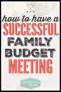 Ready to win with money? Start with a family budget meeting to get everyone on the same page! Set yourself up for success with these simple steps. Money Saving Challenge, Money Saving Tips, Money Tips, Budgeting Finances, Budgeting Tips, Cash Envelope System, Thing 1, Family Budget, Get Out Of Debt