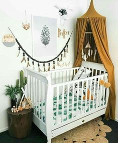 Unique ideas to the most beautiful nurseries to inspire you. Visit circu.net to find more inspirations #ParentingRoom