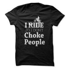 """Awesome Biking  ShirtAre you bold (and honest) enough to wear it? """"Awesome Biking Shirt""""bike,ride,sports,choke,fun,motorcycle,dirt,adventure"""