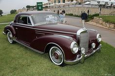 1956 Mercedes-Benz 300 SC Coupe