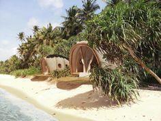 Nomadic Resorts' Tiny Prefab Pod Homes Can Pop Up Anywhere