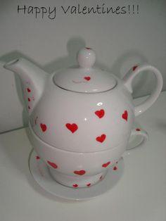 "Tea for on ""Love"""