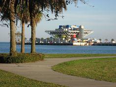 The Pier. St. Petersburg, FL