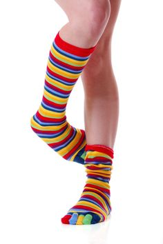No more socks falling down!  Just a little Fearless Tape and socks stay in place all day. FearlessTape.com