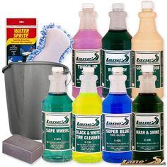 Car Wash Tire & Wheel Paint Prep  16oz