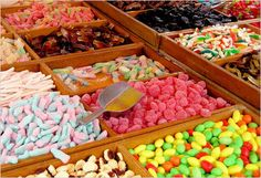 Dynamic Millions Sweets Candy Jars Chewy Retro Party Wedding Favours Gift Pick N Mix Gummi Candy