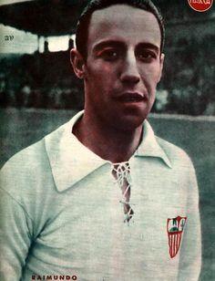 RAIMUNDO (Sevilla C.F. - 1945-46) D. Marca