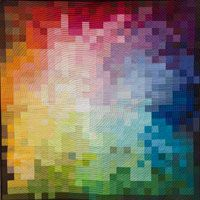 Whoa,  color wheel