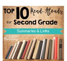 Summaries and links to 10 read alouds perfect for second grade! How many of these do you read aloud in second grade?