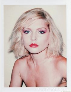 Platinum Blonde Bob 1970's Haircut ❥❥❥ http://bestpickr.com/1970s-hairstyles