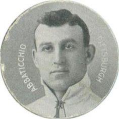 1909-11 Colgan's Chips Stars of the Diamond E254 #NNO Ed Abbaticchio Front
