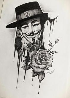 Fuck tatoo: beautiful beautiful tattoo for both man and woman Rose Tattoos, Black Tattoos, Body Art Tattoos, Sleeve Tattoos, Tattoo Sketches, Drawing Sketches, Tattoo Drawings, Art Drawings, Sketch Art