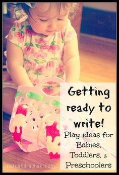Fine Motor Skills--Playful Ideas for Toddlers, Babies, and Preschoolers