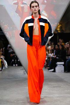 *Love the pants #FyodorGolan Ready To Wear Spring Summer 2015 #LFW