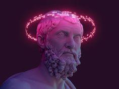Cyberpunk Aesthetic, Neon Aesthetic, Aesthetic Space, Aesthetic Collage, Aesthetic Anime, Art Vaporwave, Foto Doodle, Computer Kunst, Glitch Art