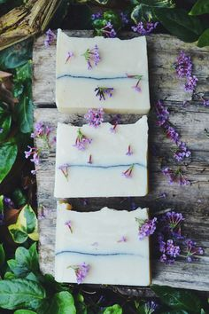 Ylang ylang, geranium and aloe vera natural handmade cold process soap