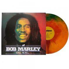 #BobMarley – #Soul #Rebel  – Importado - #vinil #vinilrecords #colordisc