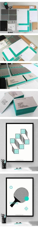 Revert Design – Studio Brand Identity by Trevor Finnegan Corporate Design, Brand Identity Design, Stationery Design, Graphic Design Typography, Branding Design, Identity Branding, Corporate Identity, Visual Identity, Brochure Design
