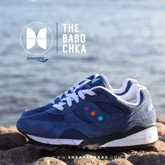 """#sauconyoriginals #saucony #sauconylimited #thebabochka #shadow6000 #baasbovenbaas #sneakerbaas  Saucony Shadow 6000 """"The Babochka"""" - Now available online, priced at 134,95 Euro!  For more info about your order please send an e-mail to webshop #sneakerbaas.com!"""
