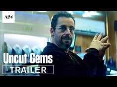 """HOLLYWOOD, CA – (Movie Trailers) – drops the official trailer for """"Uncut Gems"""" starring Adam Sandler in iconic dramatic role as a jewelry Adam Sandler, Kevin Garnett, Idina Menzel, New Trailers, Movie Trailers, Tv Series Online, Movies Online, Movies To Watch, Good Movies"""