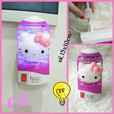 #lampu #uv #hellokitty @ 85.000
