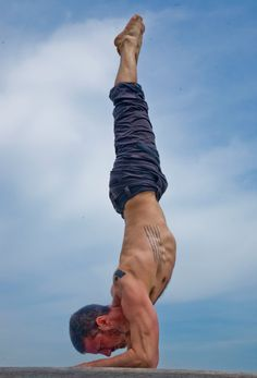 As a dude who teaches yoga, it's awesome to see other men getting into the practice. yogamattie.com