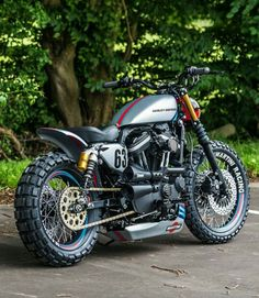 Harley Davidson modifications