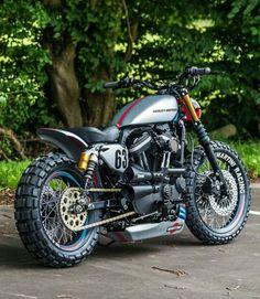 Harley Davidson modifications