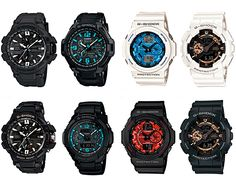 Casio G-Shock July 2012