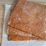 Mézeskalács szelet | mókuslekvár.hu Erika, Bread, Ethnic Recipes, Food, Brot, Essen, Baking, Meals, Breads
