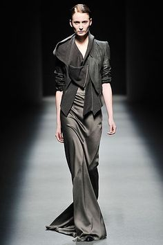 Haider Ackermann Fall 2009 Ready-to-Wear Collection on Style.com: Runway Review