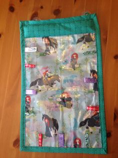 Merida Owlet-On-The-Go Table Mat by WhisperingOwlets on Etsy