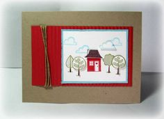 New Home by Kim66 - Cards and Paper Crafts at Splitcoaststampers