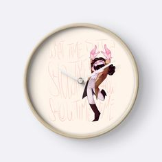 What Time Is It!? by Galactibun
