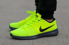 Nike Zoom Speed TR2 Volt Black | Sole Collector