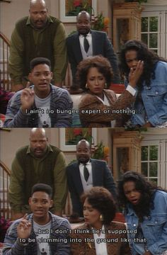 On death: | Community Post: 30 Times The Fresh Prince Was The Wittiest Person On '90s TV