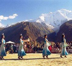 #silkroute festival Hunza, Pakistan. #pakistan