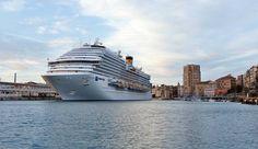 Dai lettori di Porthole, il premio a Costa Crociere come miglior compagnia per gli itinerari nel Mediterraneo