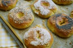 Homemade Bagels | Nothing in the House