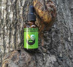 Fir Face Beard Oil
