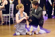 27 Dresses Always a bridesmaid, never a bride -- that's the story of Jane Nichols' (Katherine Heigl) life in this 2008 film. When reporter Kevin Doyle (James Marsden) agrees to cover Jane's sister's wedding, he stumbles upon Jane's day planner and decides to make her the focus of his story. Favorite movie ever :)