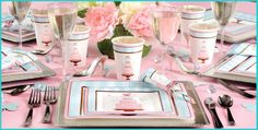 *****Blushing Bride Party Supplies - Party City