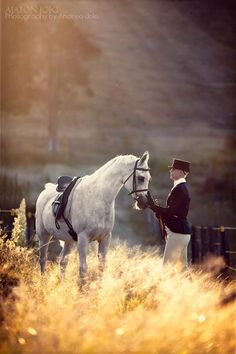 this just makes me immensely happy --- i will ride in France one day -- a horse just like this