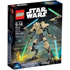 LEGO 75120 Star Wars K-2SO Building Toy Rogue One Sealed Retired