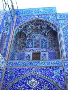 Shaikh Lotfollah Mosque, 17th century, photography: Erdinç Bakla (2003)