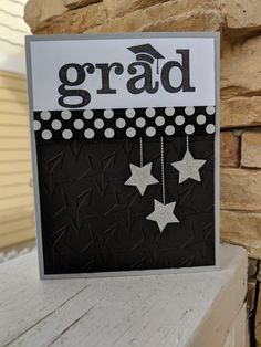 Great Grads by calmag - Cards and Paper Crafts at Splitcoaststampers Graduation Cards Handmade, Graduation Greetings, Graduation Diy, Greeting Cards Handmade, Preschool Graduation, Graduation Pictures, Graduation Scrapbook, Graduation Invitations, Folder Decorado