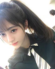 Image may contain: 1 person, closeup Cute Korean Girl, Cute Asian Girls, Cute Girls, Beautiful Chinese Girl, Beautiful Girl Image, School Girl Dress, Little Girl Models, Uzzlang Girl, Grunge Girl