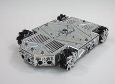 Metalbot – Work-in-Process « Beatty Robotics